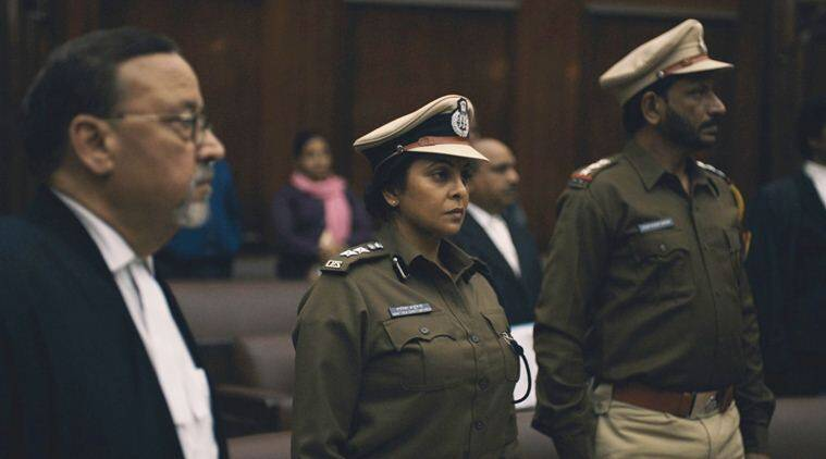 netflix show Delhi Crime story review