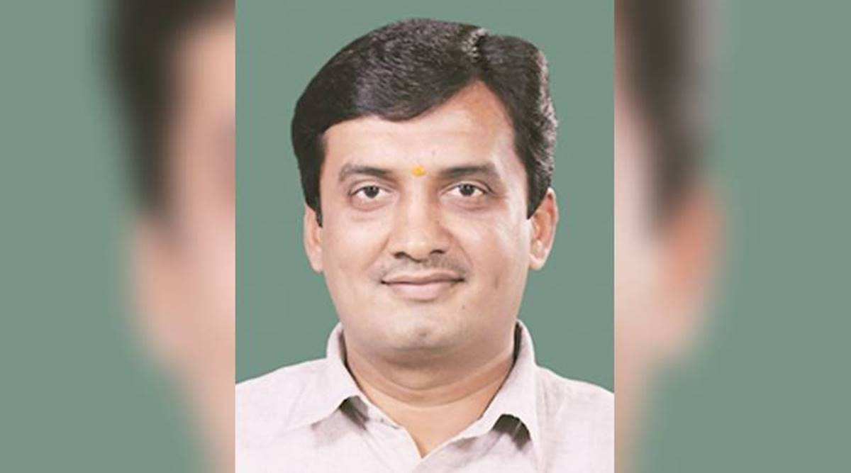 Former BJP MP, former BJP MP Dhananjay Mahadik, pune COVID-19, COVID-19, Covid norms, indian express, pune news