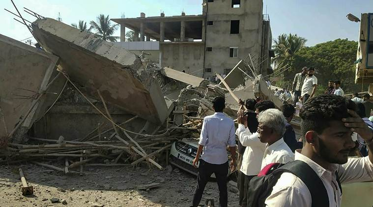 Karnataka: At least three dead after building collapses in Dharwad, 56 rescued