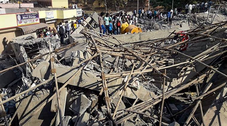 Karnataka: Two Dead, Dozen Trapped In Building Collapse In Dharwad