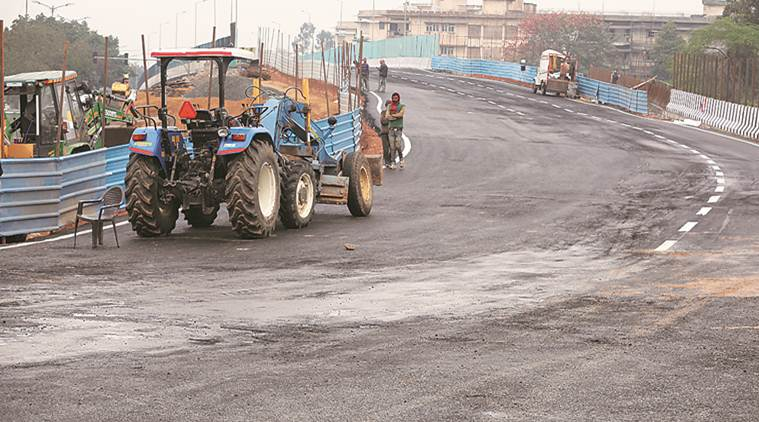 Dhaula Kuan flyover opens, will cut travel time to airport
