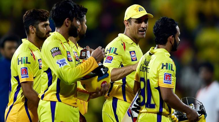 Ipl 2019 Csk Vs Rcb: The Pitches Have To Get Better, Says Ms Dhoni
