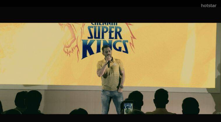Hotstar Original, 'Roar of the Lion' Episode 2: Story behind MS Dhoni's tears on CSK's return
