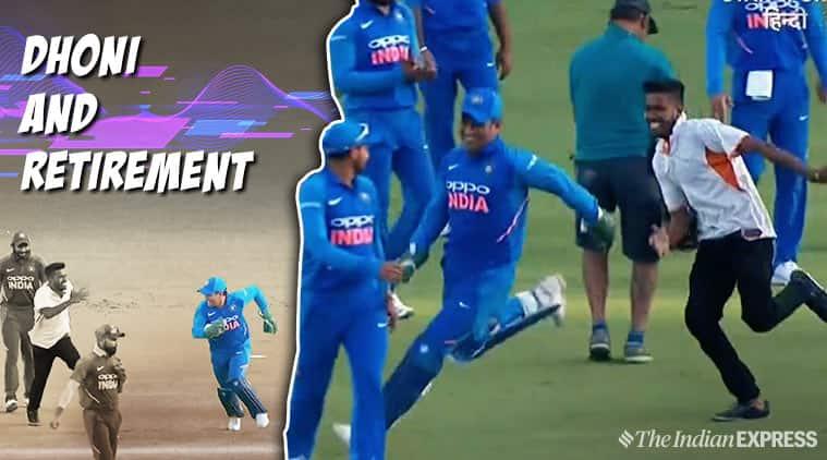 ms dhoni, dhoni fan, ms dhoni fan, india vs australia, ind vs aus, ind vs aus 2nd odi, india vs australia 2nd odi, cricket news, sports news, indian express