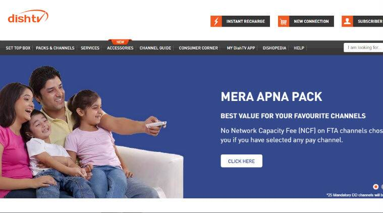 Dish TV DTH channels selection: How to choose channels, modify packs