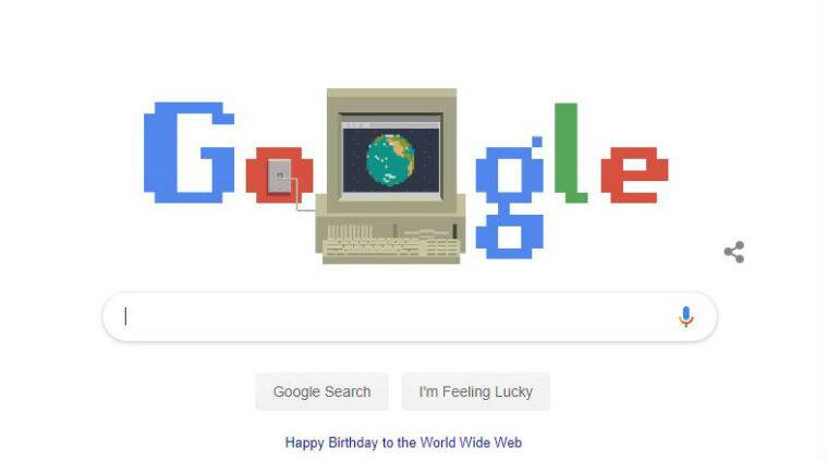 World Wide Web, www, world wide web turns 30, Google Doodle, Tim Berners-Lee, tim berners lee, WWW., www history, www birthday, 1989 world wide web, world wide web birthday, world wide web history