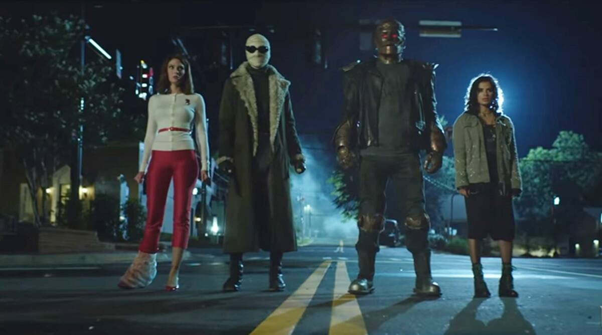 Doom Patrol First Impression This Dc Universe Series Is