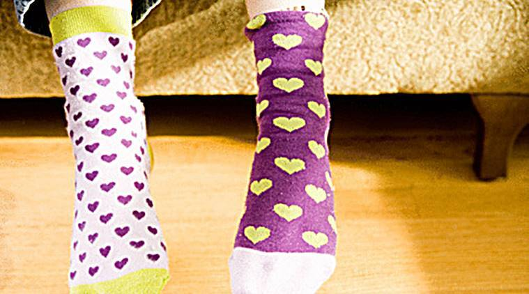 world down syndrome day socks