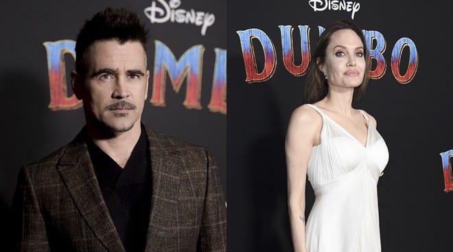 Dumbo World Premiere: Colin Farrell, Angelina Jolie, Eva Green Dazzle On The Red Carpet