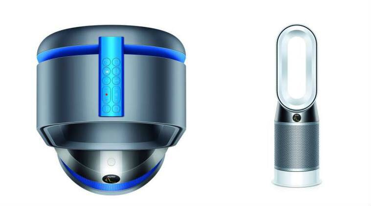 Dyson, Dyson pure hot+cool, Dyson pure hot+cool air purifier, Dyson air purifier price in India, Dyson pure hot+cool air purifier review, Dyson air purifiers