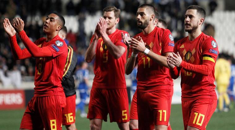 Euro 2020 Qualifiers: Eden Hazard Marks Milestone With Early Goal To Help Belgium Win