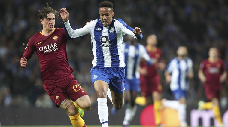 Eder Militao had been playing with Porto since signing from Brazilian club Sao Paulo at the beginning of this season