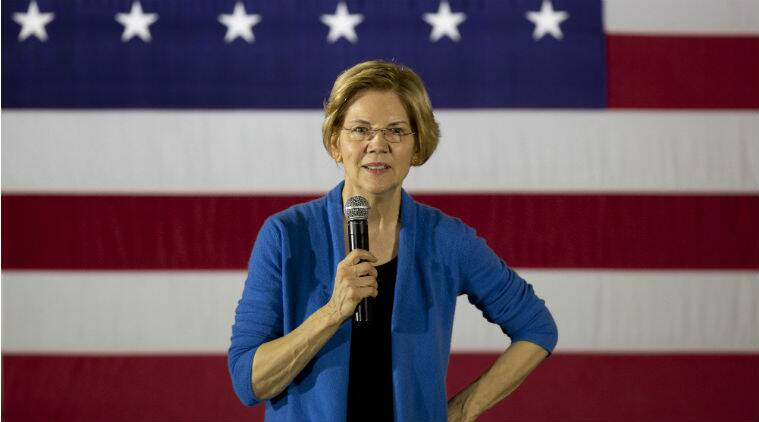 After joking tweet, comedian gets love life advice from Democratic candidate Elizabeth Warren