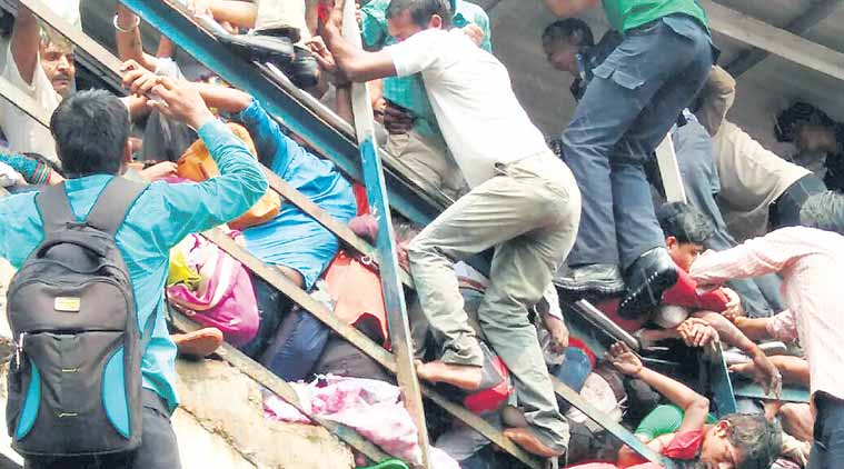Mumbai's CST overbridge collapse revives tragic memory of Elphinstone stampede: A look back