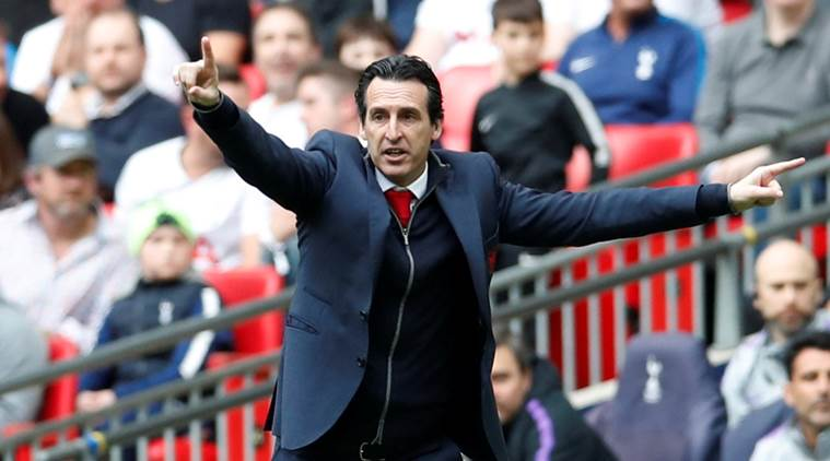 Champions League qualification in Arsenal's hands, says Unai Emery