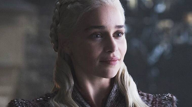 Emilia Clarke, Game of Thrones actress, HBO epic-fantasy drama, SameYou charity, indian express, indian express news,