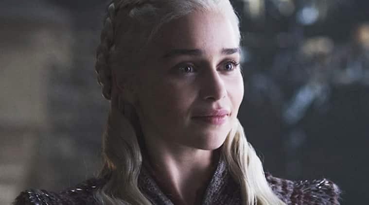 Emilia Clarke, Game of Thrones star