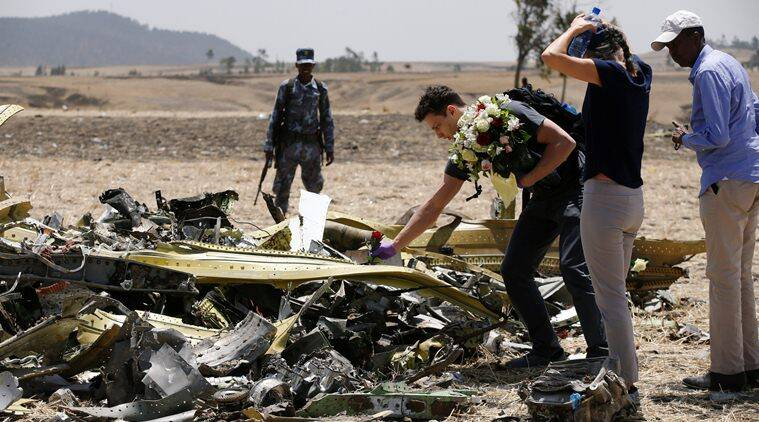 Families of Ethiopian plane disaster victims steel themselves for journey to crash site