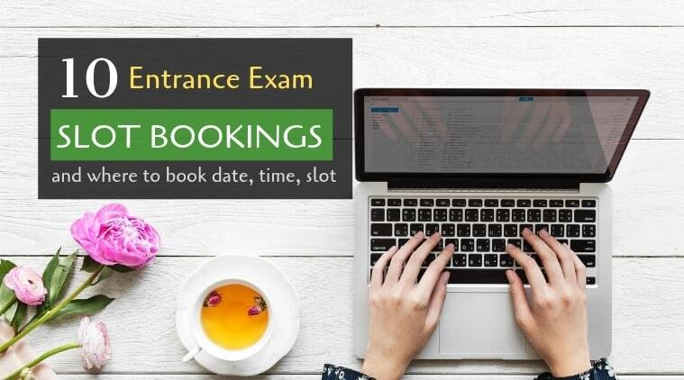 SRMJEE 2019, Manipal Entrance Test 2019, BITSAT 2019, AEEE 2019, entrance exams, entrance test, entrance exam slot booking