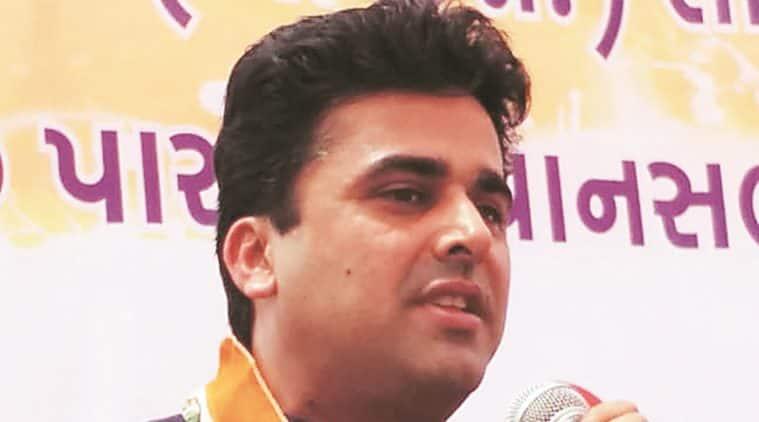 Lok Sabha Polls: Ahmed Patel's Son Faisal Tells Cadres How To Mobilise Voters Against Bjp