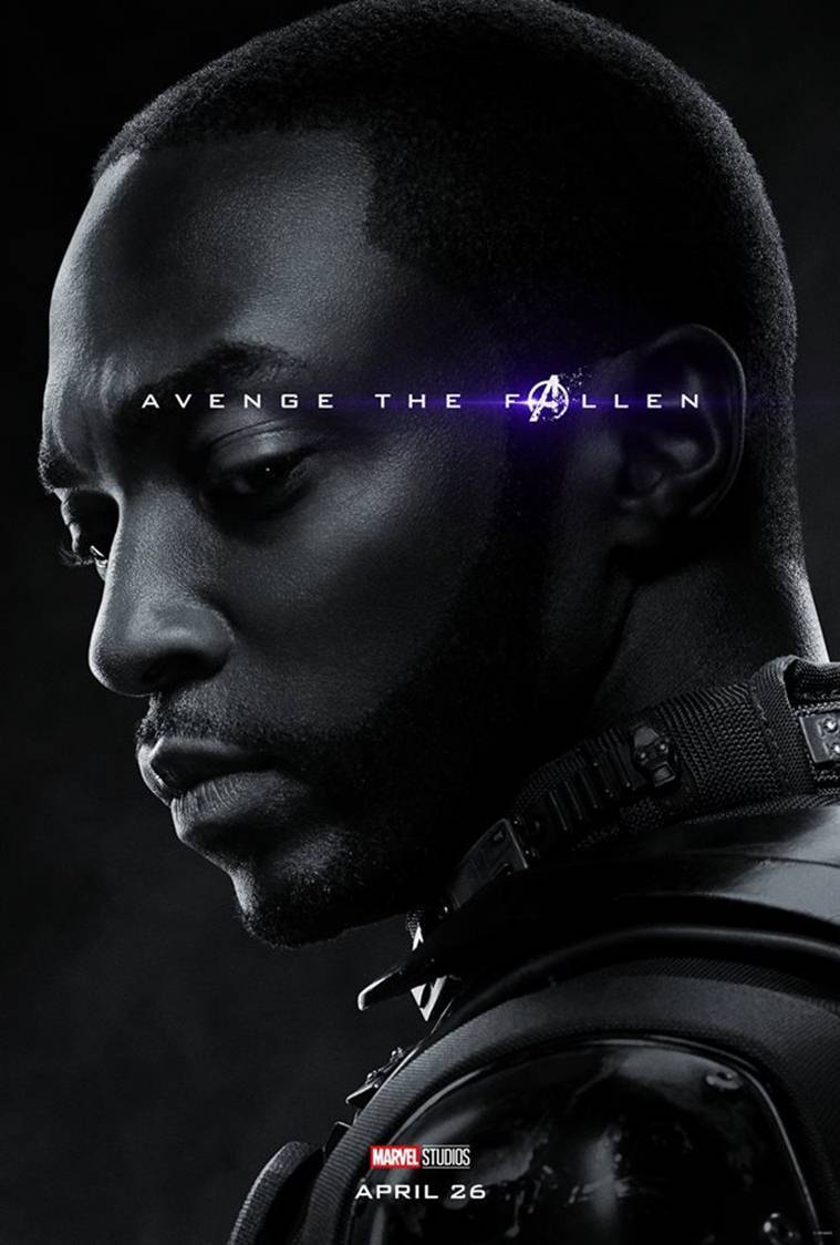 Avengers Endgame New Character Posters Reveal Who All Survived