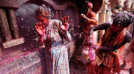 holi images, holi, holi 2019, happy holi, happy holi 2019, holi hai, holi photos, lathmaar holi,