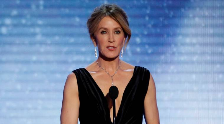 Felicity Huffman seen for first time since armed Federal Bureau of Investigation  arrest