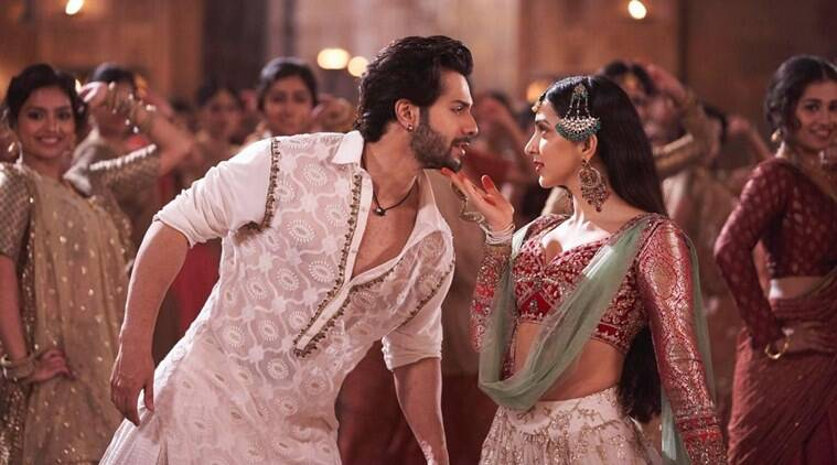 Kalank song First Class: Varun Dhawan takes to the streets to celebrate life