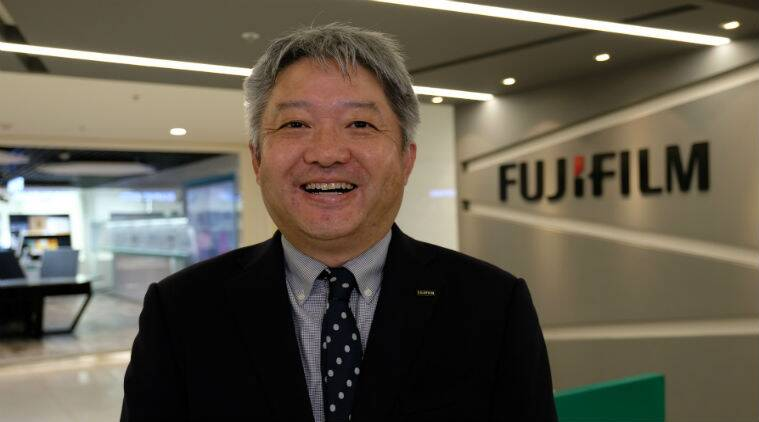 Expect mirrorless cameras to have 49 per cent share in India by 2020: Fujifilm India MD Haruto Iwata