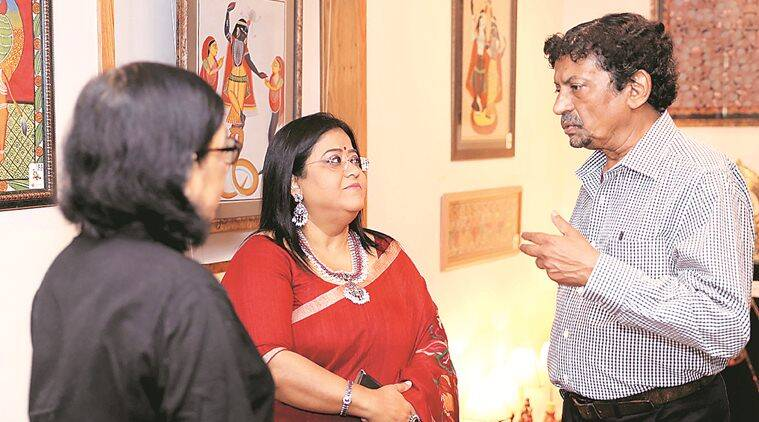 Kolkata: Exhibition to preserve traditional art