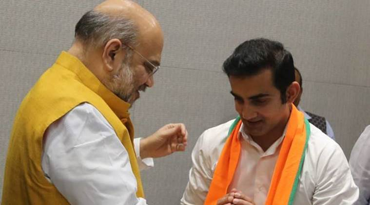 Gautam Gambhir joins BJP: Here's how sports fraternity reacted to it