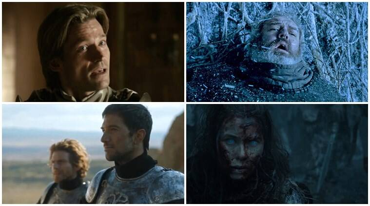 game of thrones best scenes that were not in the books