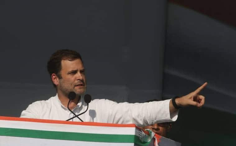 Case Filed Against Rahul Gandhi For Addressing Jem Chief As 'masood Azhar Ji'