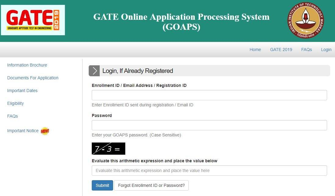 Gate Result 2019 Date Pinterest: Released! How To Download GATE 2019 Score Card