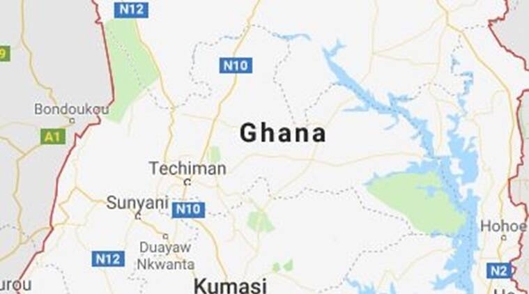 Accident claims close to 60 lives at Amoma Nkwanta near Kintampo