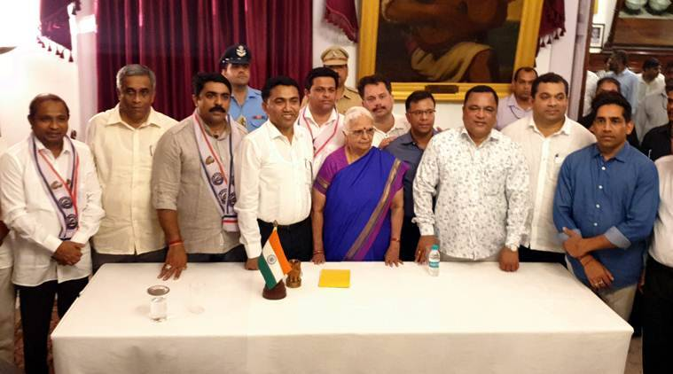 Midnight to midnight and merger: Political drama Made In Goa