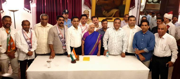 Floor test in Goa on Wednesday, newly-elected CM Pramod Sawant announces