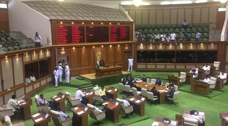 Goa Assembly Floor Test Today Live News Updates: MLAs arrive at assembly, Pramod Sawant to prove majority shortly