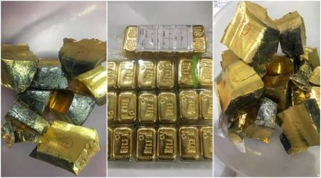 DRI seizes over 100 kg gold across Mumbai in two days