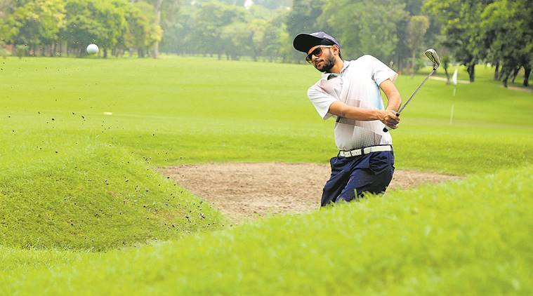 Chandigarh golfer finishes third, says this will help him build momentum for the season ahead