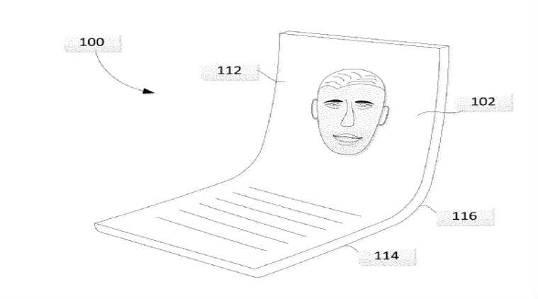 Google could be working on a foldable phone too