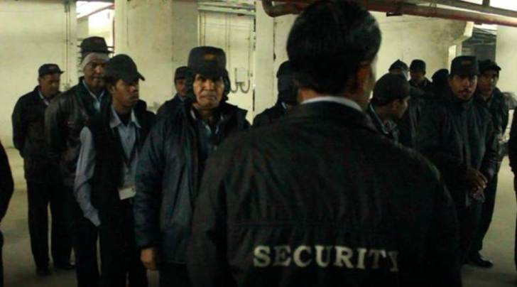 chowkidar, security guards