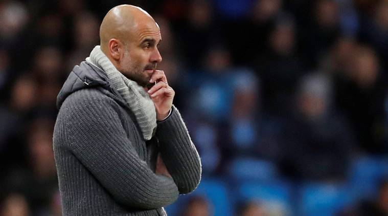 Pep Guardiola says he's a 'failure' in Champions League ...