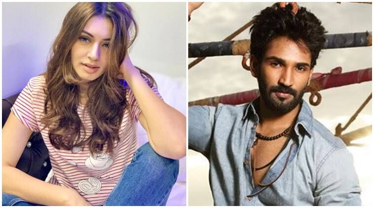 Hansika Motwani and Aadhi Pinisetty team up for a sci-fi comedy