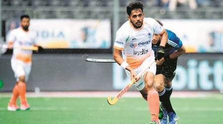 Sultan Azlan Shah Cup, india hockey, india hockey team, Indian team for Sultan Azlan Shah Cup, hockey news, sports news, indian express