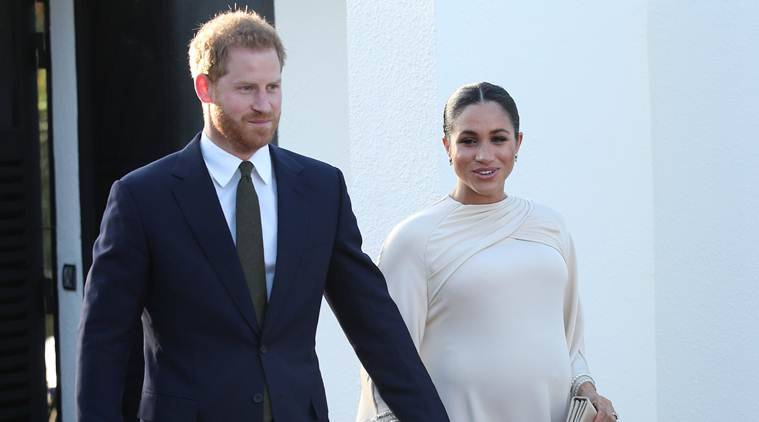 British royal babies, royal babies, prince harry, meghan markle