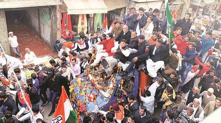Lok Sabha polls: In Haryana, Congress a divided house