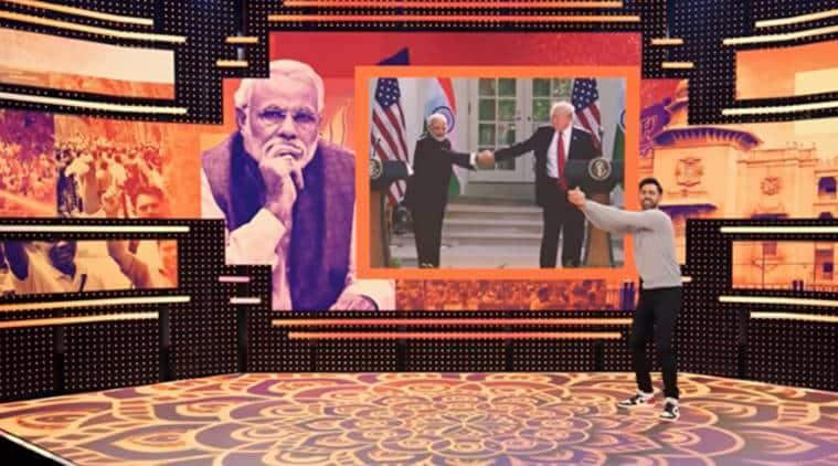 Hasan Minhaj, Hasan Minhaj Patriot Act, american comedian Hasan Minhaj, Narendra Modi, Rahul Gandhi, elections 2019, Donald Trump, Indian politics,