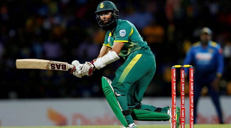 Amla out' Hendricks in for last two ODIs