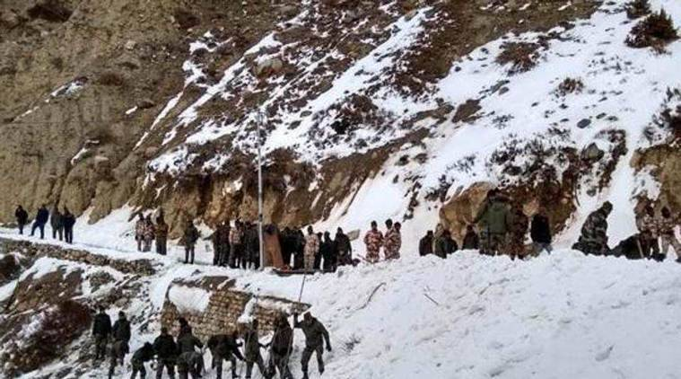 Body of Army jawan recovered from avalanche site in Himachal Pradesh